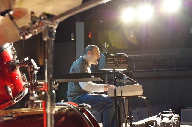Cliff-Rehearsal